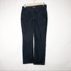 NYDJ Marilyn Straight Leg Jeans in Size 4P